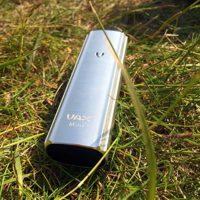 Vax-Mini--Vaporizer-fr-trockene-Kruter-portabler-Verdampfer-Silber-mit-USB-0-1